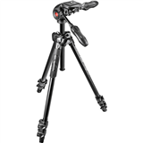 سه پایه مانفروتو Manfrotto MK290LTA3-3W with 3-Way Pan/Tilt Head